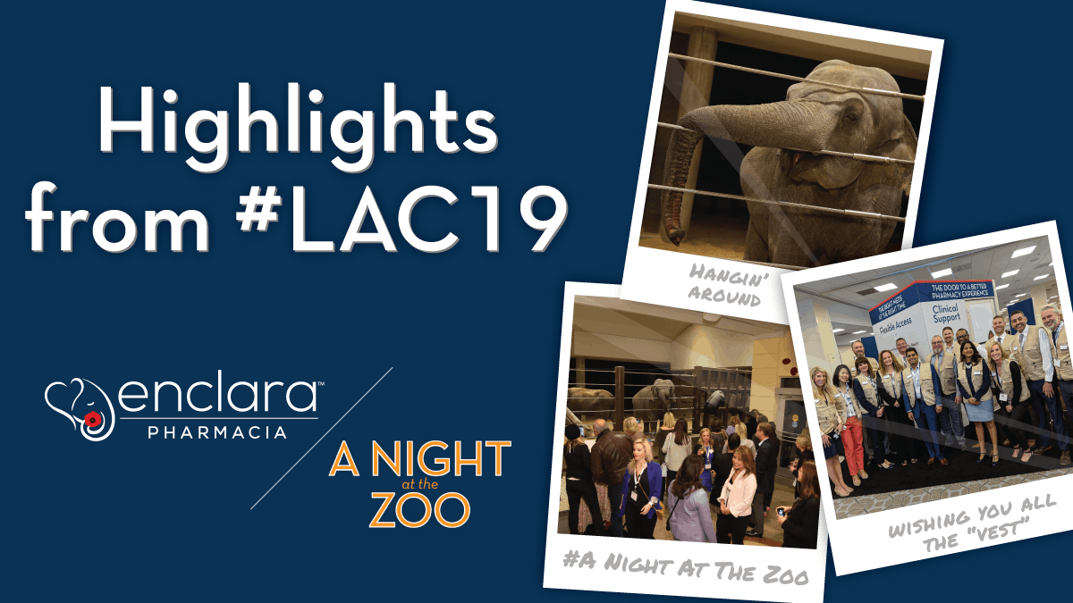 Education, Exhibits and Elephants at This Year's NHPCO #LAC19
