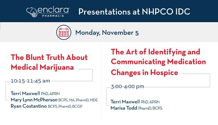 Attend Our Educational Sessions at NHPCO #IDConf18