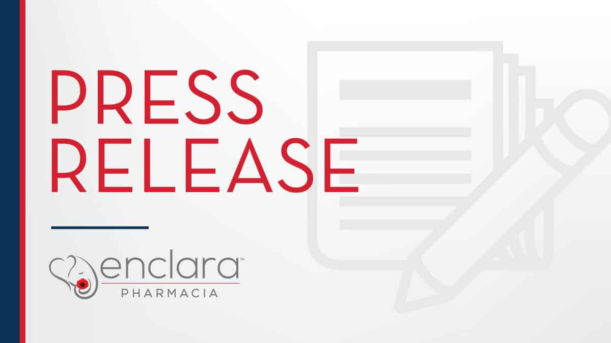 Intalere Announces Exclusive Partnership with Enclara Pharmacia for  Hospice-Focused Pharmacy Solutions