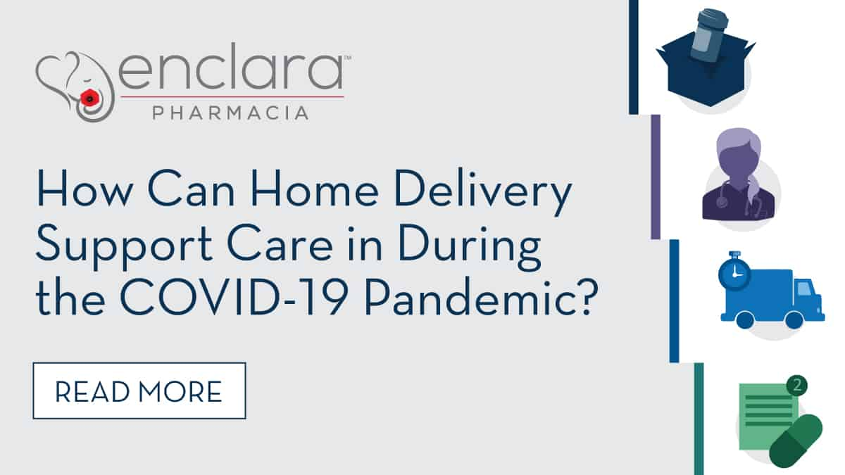 How Can Home Delivery Support Care During the COVID-19 Pandemic?
