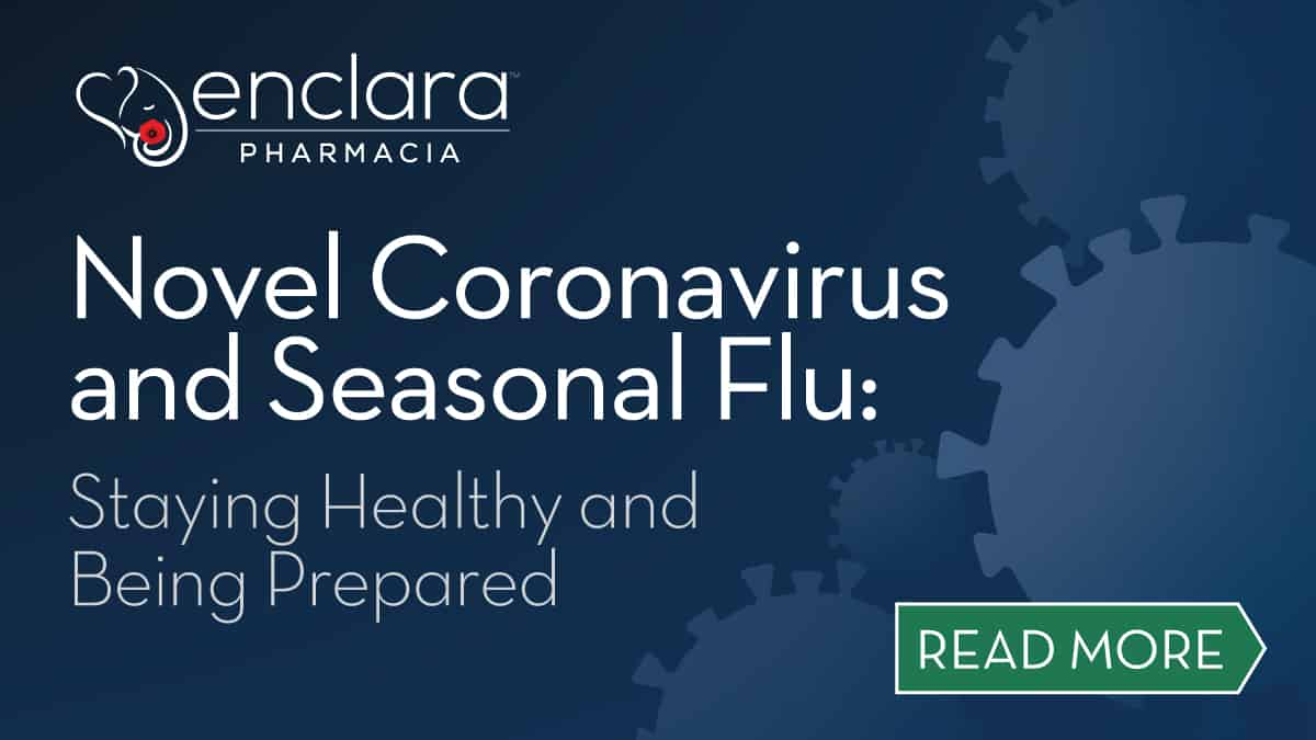 Novel Coronavirus and Seasonal Flu: Staying Healthy and Being Prepared