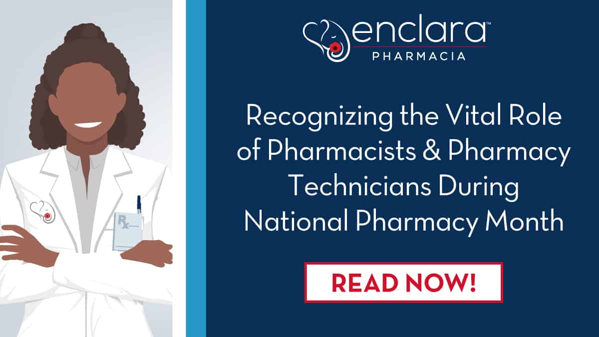 Recognizing the Vital Role of Hospice and Palliative Care Pharmacists and Pharmacy Technicians During National Pharmacy Month