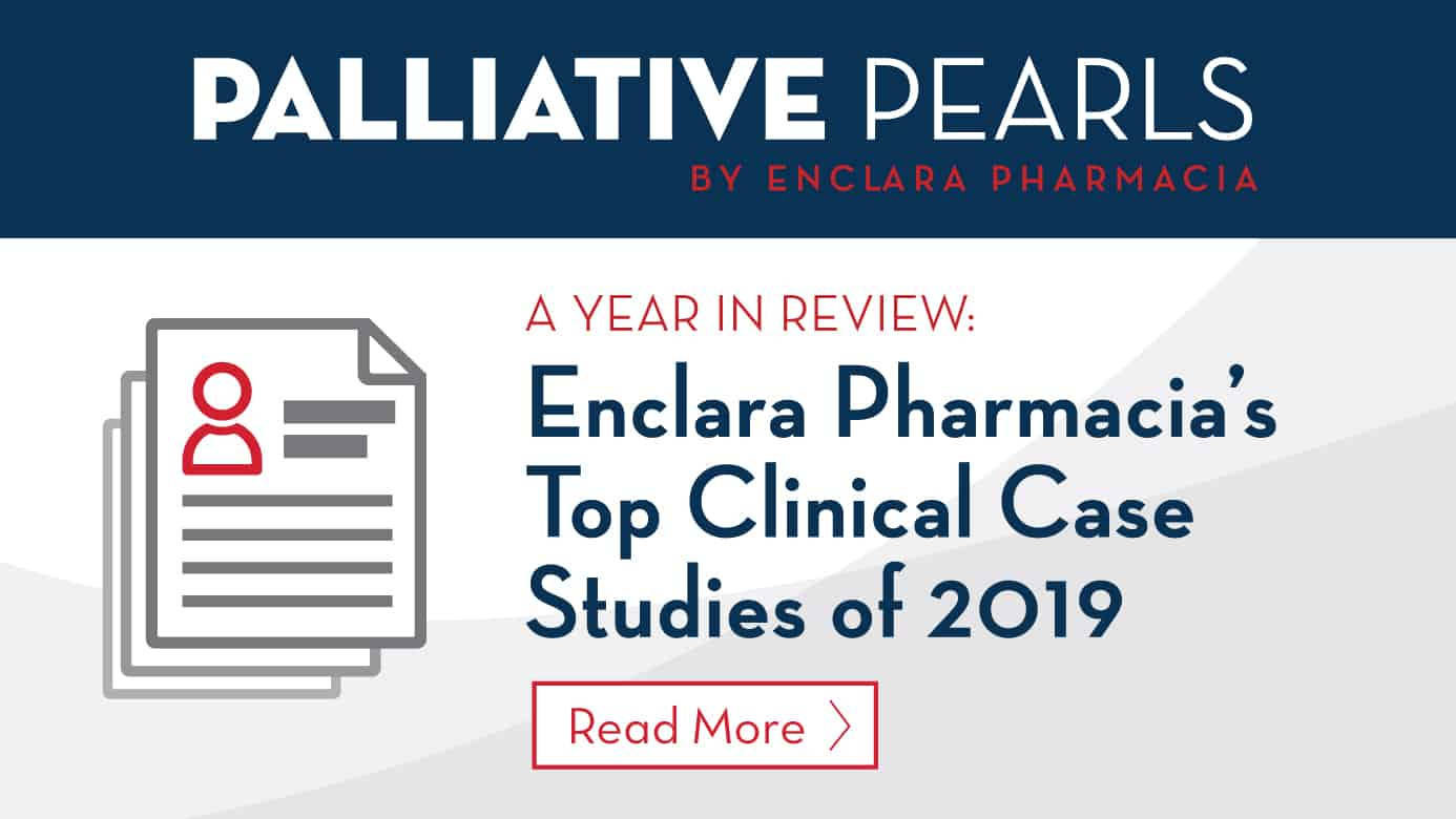 Top 5 Clinical Case Studies in 2019 from Enclara Pharmacia